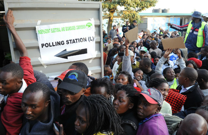 L'élection au Kenya en quatre questions