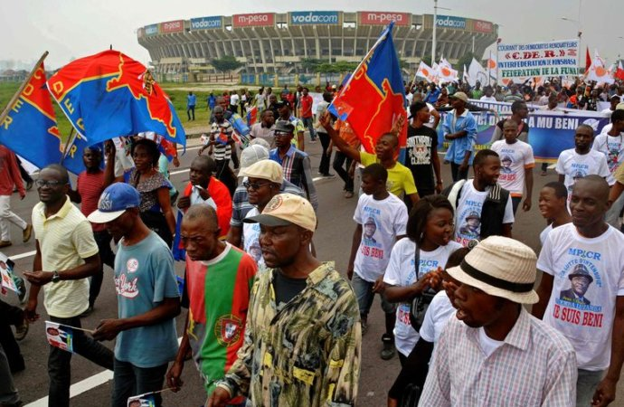 Crise politique en RDC – Mobilisation anti-Kabila, interpellations de manifestants et de journalistes