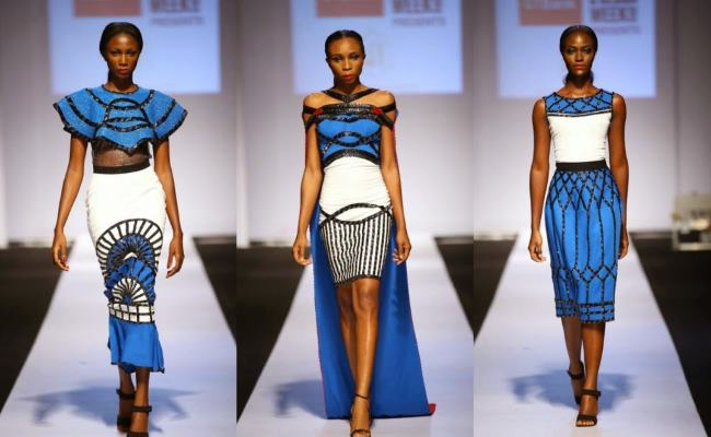 Fashion Week De Lagos La Haute Couture Nig Riane Jusque