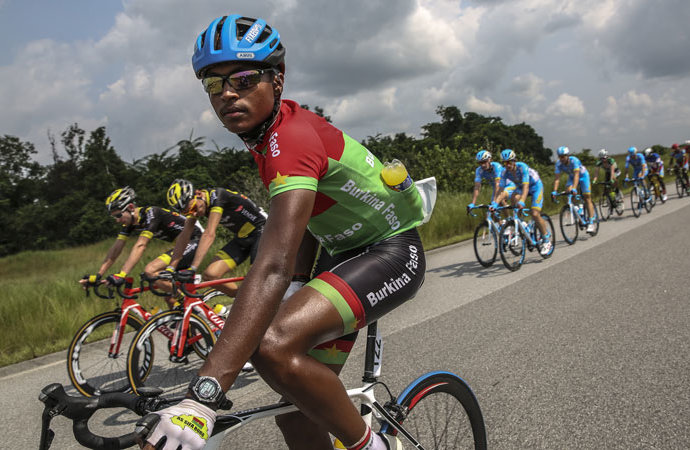 L'Union Cycliste internationale (UCI) invite l'Afrique à organiser le Mondial'2025