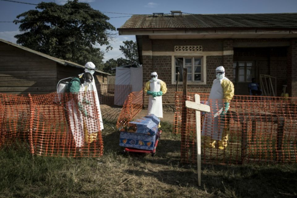 RDC : L'épidémie Ebola, un enjeu international