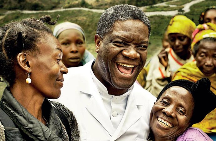 L'Université de Liège crée la Chaire internationale Mukwege