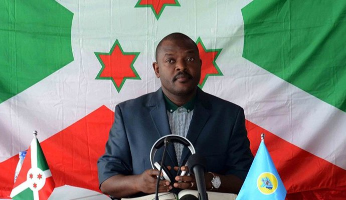 Burundi: le président Trump prolonge d'un an l'urgence nationale