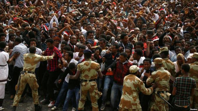 Ethiopie: arrestation de dizaines de nationalistes amhara