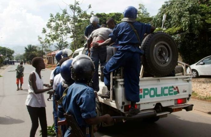 Burundi: « vague d'arrestations » dans la région de Bujumbura, selon l'opposition