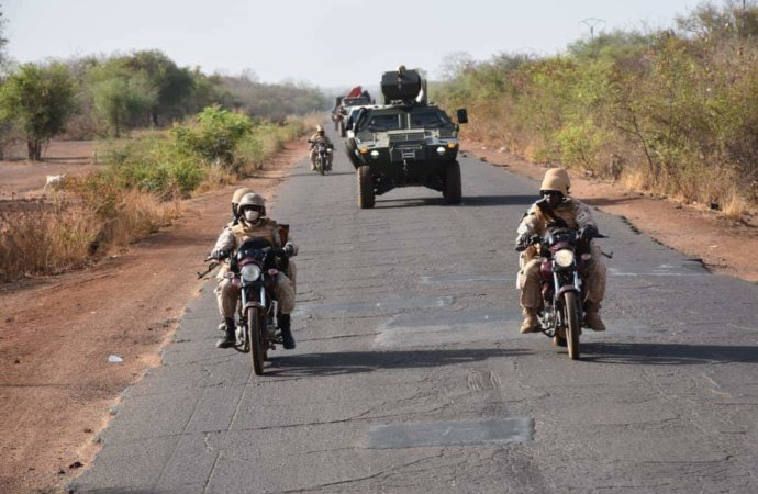 Burkina : 31 civils tués par les forces de l'ordre (Human Rights Watch)