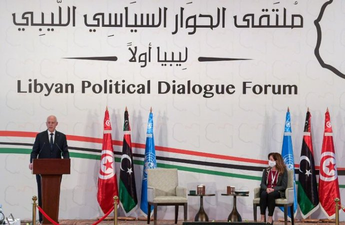 Ouverture de pourparlers interlibyens en Tunisie, l'ONU « optimiste »